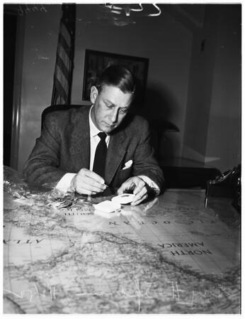 Secret Service, 1952