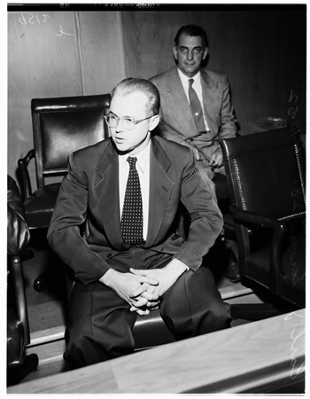 Medart slaying (preliminary hearing), 1952