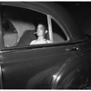 Hold-up suspects captured in police chase, 1951