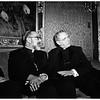 Cardinal Agagianian, patriarch of Armenians, visits Los Angeles, 1951