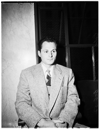 Fremont police brutality trial, 1952