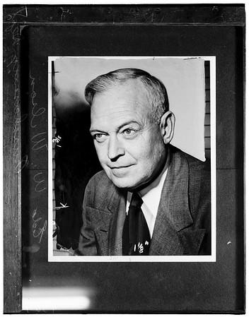Examiner Department heads, 1952