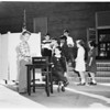 Kids election (Vermont Avenue School), 1952