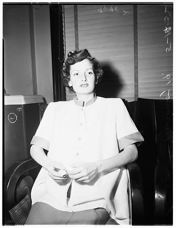 Manslaughter, 1952