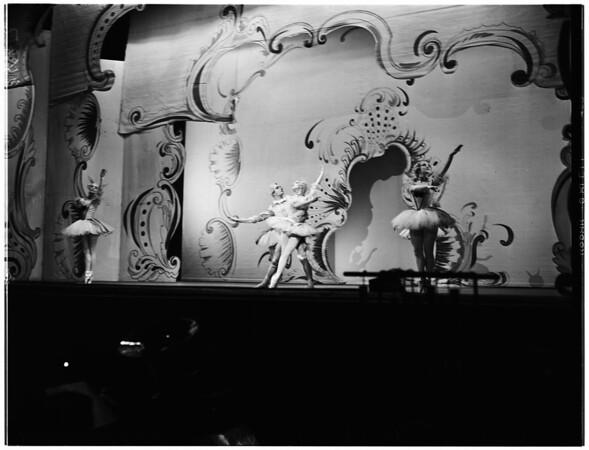 Saddlers Wells Ballet, 1951