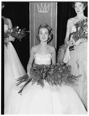 University of California, Los Angeles Homecoming Queen and Court, 1951