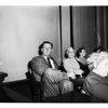 Part of Jury in murder trial of Arthur Zavala, 1952