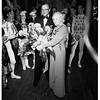 Mrs. Behymer retires (Philharmonic Auditorium), 1951