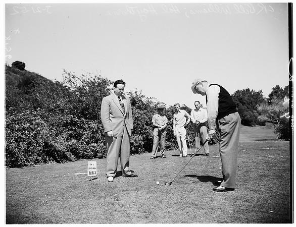 President of Silverwoods, 1952