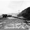 Santa Barbara storm damage, 1952