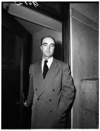 Grand Jury, 1952