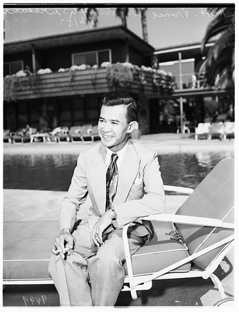 Prince of Siam, 1952