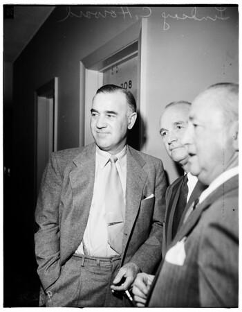 Howard divorce, 1952