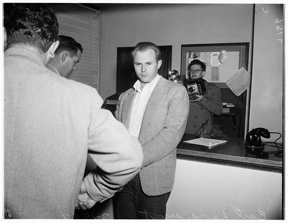 Lover kills woman's husband, 1952