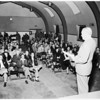Tarzana condemnation meeting at Granada Hills, 1952