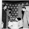 Woman beaten to death, 1952