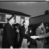 Hugh Herbert funeral (North Hollywood), 1952