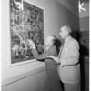 Glendora layout, 1952