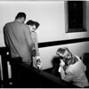 Wife swapping custody case, 1952