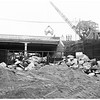 Post storm cleanup, 1952