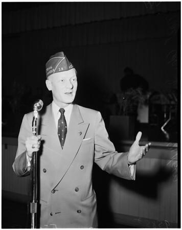 American Legion National Commander, 1952