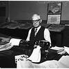 Mr. J.W. Ward (Examiner Financial Editor) (deceased), 1952.