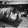 Pasadena Filter Center new equipment operation, 1952