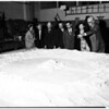 Moon landing (demonstration -- Griffith Park) Observatory, 1952