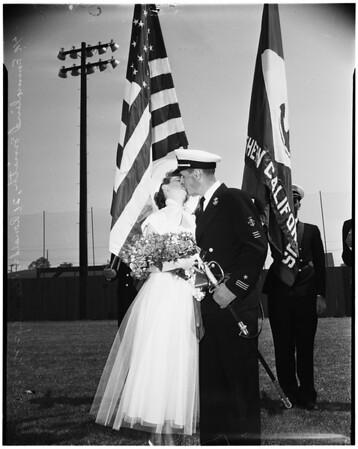 University of Southern California Alumni Day, 1952.