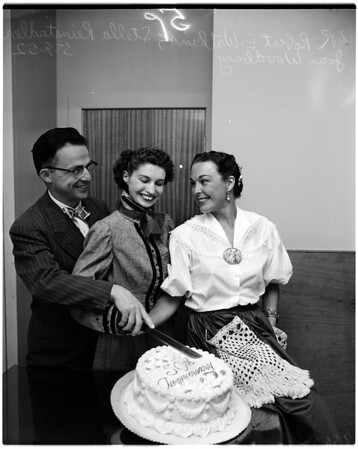 Goodwill Industries 50th anniversary, 1952