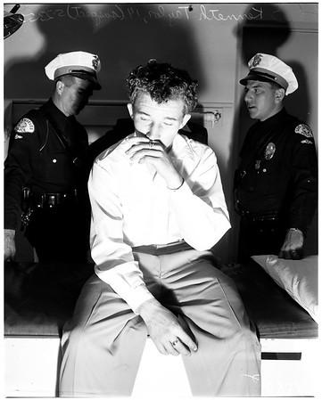 Car theft, 1952