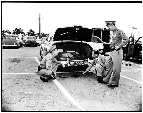 Newport Beach murder (Samuel Davis, victim), 1952
