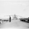 Hughes helicopter, 1952