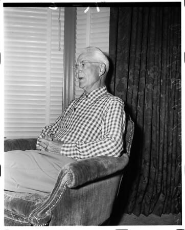 Interview, 1952.