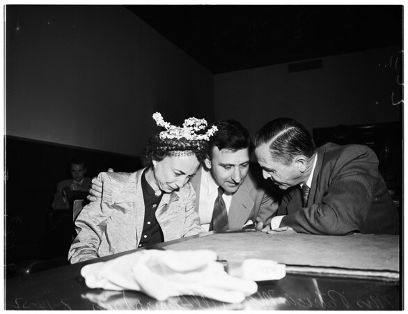 Moore trial, 1952