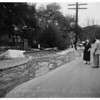 Tujunga flood complaint, 1952