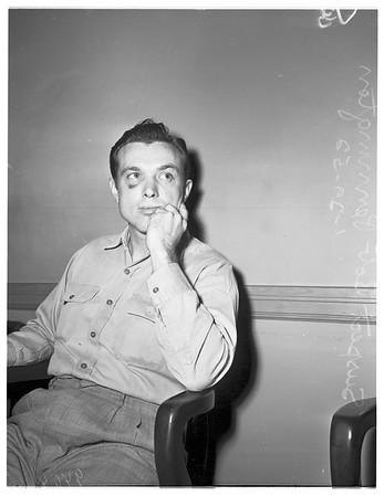 Pennington murder case, 1952
