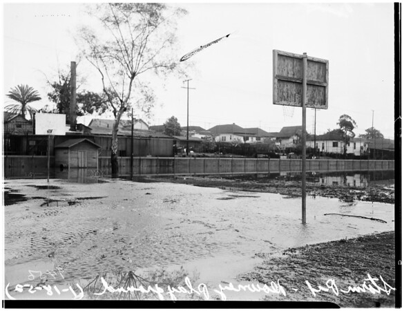 Flood Pictures, 1952