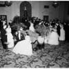 Las Madrinas ball, 1951