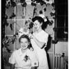 Nurse's queen (General Hospital), 1952.