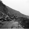 Malibu landslides, 1952
