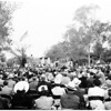 Memorial Day at Veterans Administration Center (Sawtelle), 1952