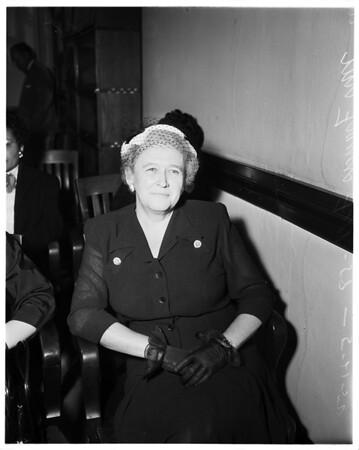Aucher case, 1952.