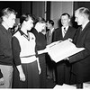 Trade-Technical Junior College honors 21 year olds, 1952