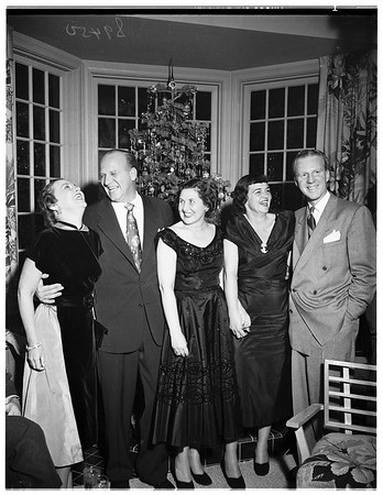 Party, 1951