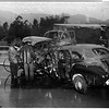 Traffic accident, 1952