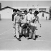 Disaster drill (Roosevelt High School), 1952