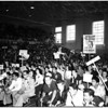 Mock convention (Huntington Park High School), 1952