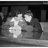 Wife murder hearing, 1952