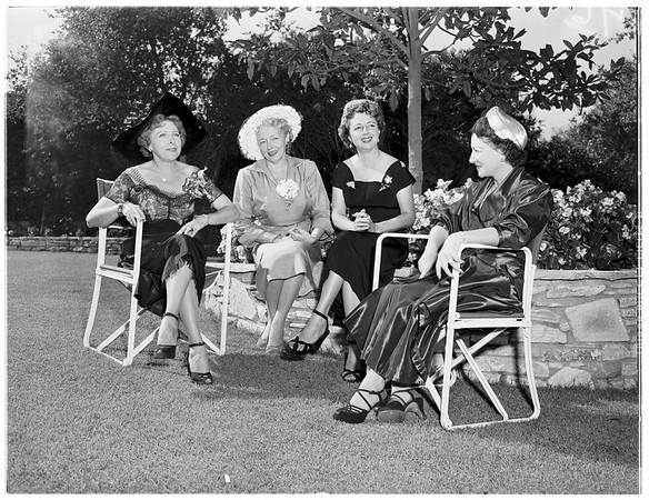 Women's Breakfast Club, 1951